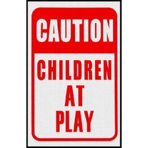 Warning sign 3