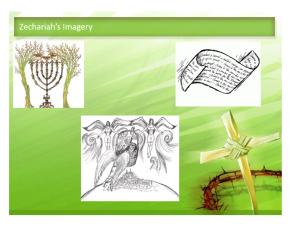 Zechariah imagery